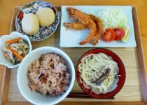 13世界農業遺産の里の料理①