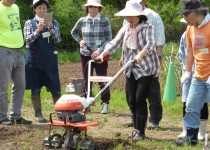 12はじめての家庭菜園①