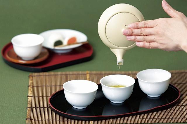 お茶かふぇ(イメージ)