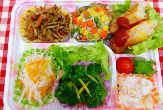 15いきいき健康料理②