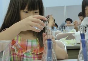 170628夏休み親子体験教室:植物のふしぎ教室