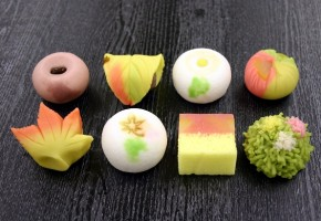 170829いにしえの和菓子